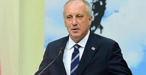 İnce'den Cumhurbaşkanı Erdoğan'a Terör Yanıtı