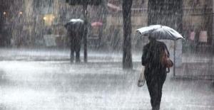 İstanbul, Yalova Ve Tekirdağ İçin Kuvvetli Yağış Uyarısı