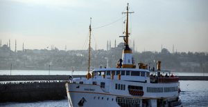 İstanbul'da Bazı Vapur Seferleri İptal Edildi