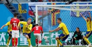 İsveç Adını Çeyrek Finale Yazdırdı