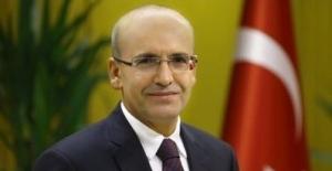Mehmet Şimşek'ten Veda Mesajı
