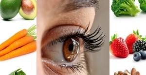 Göz Sağlığı İçin Faydalı Besinler