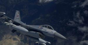 TSK'dan Irak'ın Kuzeyine Hava Harekâtı: 6 Terörist Etkisiz Hale Getirildi