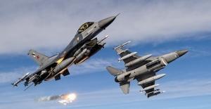 TSK'dan Kandil'e Hava Harekâtı