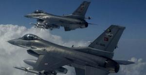 TSK'dan Metina'ya Hava Harekâtı: 10 Terörist Etkisiz Hale Getirildi