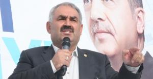 AK Partili Etyemez: Ekonomik Darbe ve Suikastlara Boyun Eğmeyeceğiz