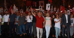Binlerce Kartallı 'Zafer Yürüyüşü'nde Buluştu