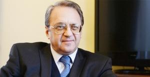 Bogdanov: İdlib Ve Afrin'i Türkiye Ve İran'la İstişare Ediyoruz