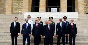 Cumhurbaşkanı Erdoğan: Toplantımızın Terörle Mücadelede Ülkemizi Güçlendireceğine İnanıyorum