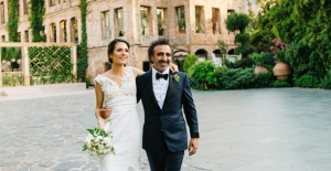 Hamdi Ve Louise Ulukaya Çifti, Düğünlerini İstanbul'da Yaptı