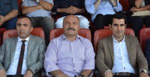 MHP'li Usta, Havzalı İş Adamı Aydın Köseoğlu'nun Cenazesine Katıldı