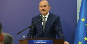 Soylu: Ülkelerin İç Güvenlik Meseleleri Başka Ülkelerin Merkezinde Başlıyor