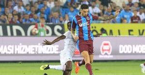 Trabzonspor, Demir Grup Sivasspor'u 3-1 Mağlup Etti