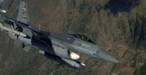 TSK'dan Irak Kuzeyine Hava Harekatı: 5 Terörist Etkisiz Hale Getirildi