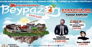 Beypazarı Festivaline Geri Sayım