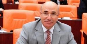 CHP'li Tanal 'Hibeli Uçağı'' Meclis'e Taşıdı