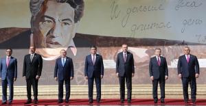 Cumhurbaşkanı Erdoğan Türk Konseyi 6'ncı Devlet Başkanları Zirvesi'ne Katıldı