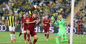 Fenerbahçe Evinde Kayseri'ye Mağlup Oldu