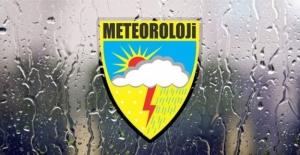 Orta ve Doğu Karadeniz Kıyıları İçin Kuvvetli Yağış Uyarısı