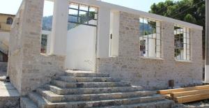 Söke'deki Tarihi Okul Binası Kültür Salonuna Dönüştürülüyor