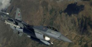 TSK'dan Gara'ya Hava Harekatı: 3 Terörist Etkisiz Hale Getirildi