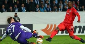 Beşiktaş, Malmö'den Eli Boş Dönüyor