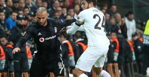 Beşiktaş Vodafone Park'ta Dağıldı