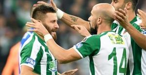 Bursaspor, Alanyaspor'u 2-0 Mağlup Etti