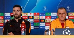 Fatih Terim Ve Sinan Gümüş'ten FC Schalke 04 Maçı Öncesi Açıklamalar
