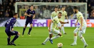 Fenerbahçe, Anderlecht'ten 1 Puan İle Dönüyor