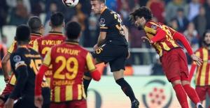 Galatasaray, Malatya'dan Eli Boş Dönüyor