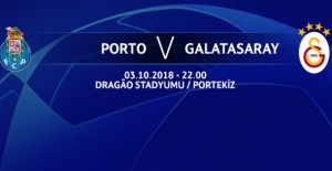 Porto – Galatasaray / Maça Doğru