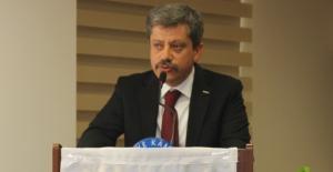 """TURKAV Genel Başkanı Korkmaz: """"Bayan Akşener Bocalıyor"""""""