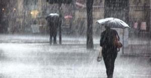 Ülkemiz Balkanlar Üzerinden Gelen Soğuk ve Yağışlı Havanın Etkisine Girecek