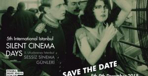 5. Uluslararası İstanbul Sessiz Sinema Günleri Akbank Sanat'ta