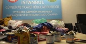 Atatürk Havalimanında 31 Kilogram 165 Gram Kokain Ele Geçirildi