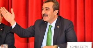 """Çetin: """"Adana'da Metro'nun Sadece 2'nci Etabın Değil 3'ncü Ve 4'ncü Etabın Da Yapılması Gerekir"""""""