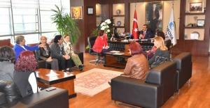 Başkan Çetin: Kadın Dostu Belediyeyiz