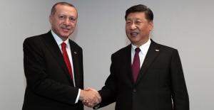 Cumhurbaşkanı Erdoğan, Çin Devlet Başkanı Jinping İle Görüştü
