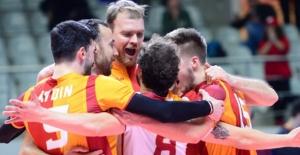 Galatasaray CEV Cup 16'ya Galibiyet İle Başladı