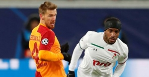 Galatasaray Şampiyon Ligi'ne Veda Etti