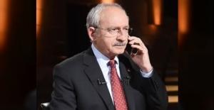 Kılıçdaroğlu, Genelkurmay Başkanı Güler'i Aradı