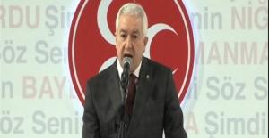MHP '9' Belediye Başkan Adayını Açıkladı