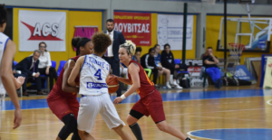Niki Lefkada 64 - 69 Galatasaray