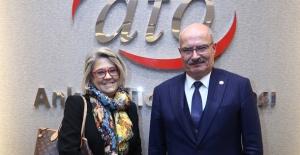 Portekiz Büyükelçisi'nden Yatırım Daveti