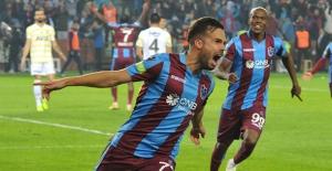 Trabzonspor, Fenerbahçe'ye Acımadı