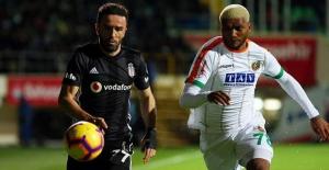 Alanyaspor, Beşiktaş Maçından Gol Sesi Çıkmadı