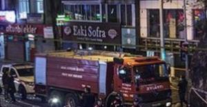 Ankara Kızılay'da Doğalgaz Patlaması