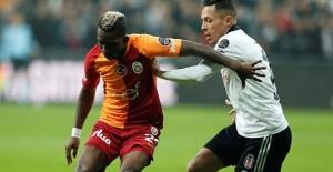 Beşiktaş'tan Galatasaray'a Tek Kurşun