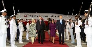 Cumhurbaşkanı Erdoğan Venezuela'da